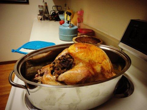 The turk.
