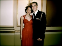 Military Ball 2010. Our time together in Boston brought clarity and we knew it was only a matter of time...
