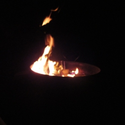 fireside chats.