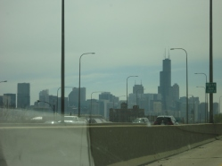Chi-town.