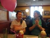 sarah's birthday - last birthday as a doyle!