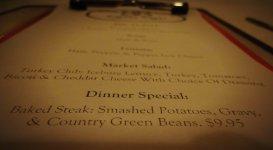 West Virginia Special: Baked Steak