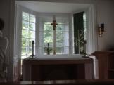 chapel at the convent