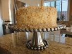 lemon coconut cake by mama heidi.