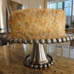 lemon coconut cake by mama heidi.