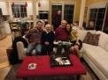 My brother in law Dan and grandma and grandpa Hammer :)