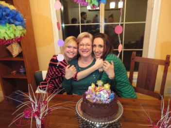 German chocolate cake for our German Nana!