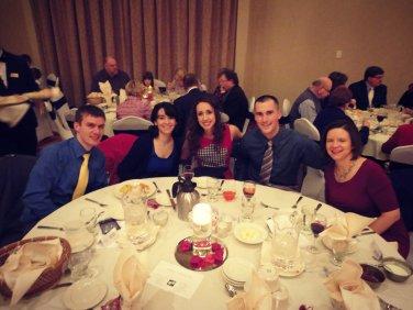 Jason, Angelique, me, J Money and Amanda