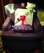The royal throne.