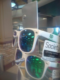 for Caleb. Society43 gettin repped at the UND bookstore. SUP.