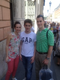 Marco, our guide :)