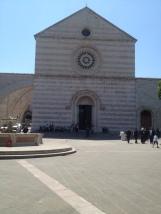 San Chiara, ie Saint Clare