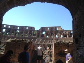 The Coliseum!