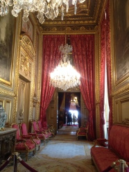 Napoleon III's apartments