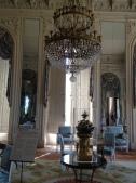 Visiting the Grand Trianon and the Petite Trianon.