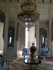 Visiting the Grand Trianon and the Petite Trianon.