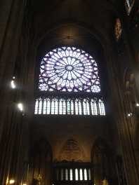 Sunday Mass at Notre Dame