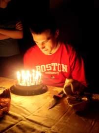 Making a wish :)