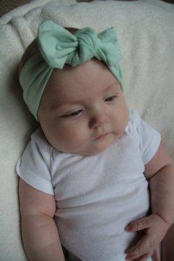 The cheeks. The headband. Perfection.