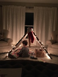 The magic of Advent and Christmas with our children