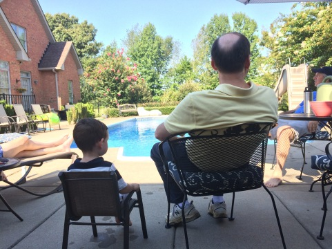 Jp and Grandpa