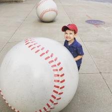Baseball enthusiast