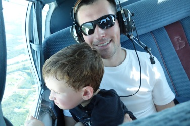 JP still talks about Uncle Jeff and his plane