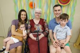 Grandma Judy turns 80