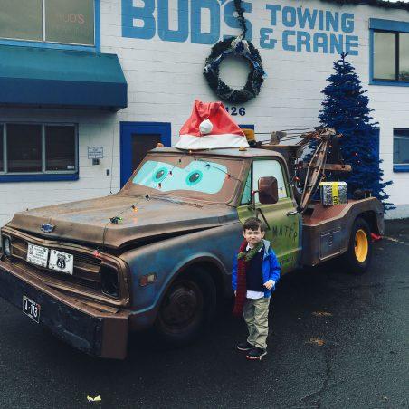 Christmas Mater!